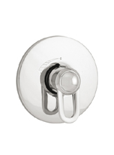 Hansgrohe 06355000 Metro Trim for Pressure Balance Valve - Chrome