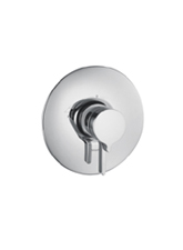 Hansgrohe 06403820 Metris Pressure Balance Valve (Trim Only) - Brushed Nickel (Pictured in Chrome)