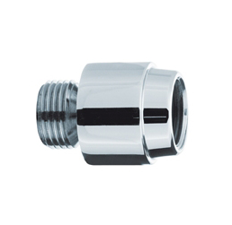 Hansgrohe 06510820 External Vacuum Breaker - Brushed Nickel (Pictured in Chrome)