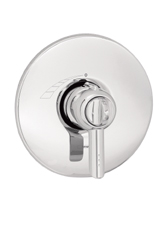Hansgrohe 06579820 Stratos ThermoBalance I Trim - Brushed Nickel (Pictured in Chrome)