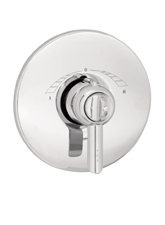 Hansgrohe 06580820 Stratos ThermoBalance II Trim - Brushed Nickel (Pictured in Chrome)