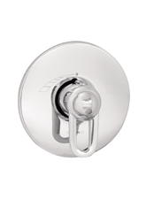 Hansgrohe 06654820 Metro ThermoPlus (Trim Only) - Brushed Nickel (Pictured in Chrome)