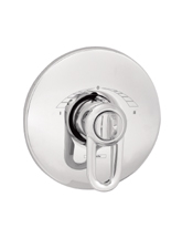 Hansgrohe 06656820 Metro ThermoBalance II (Trim Only) - Brushed Nickel (Pictured in Chrome)