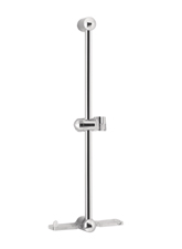 Hansgrohe 06890920 Interaktiv Wallbar - Rubbed Bronze (Pictured in Chrome)