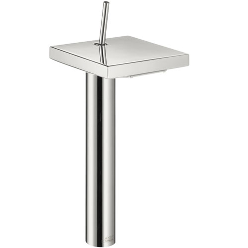 Hansgrohe 10080001 Axor Starck X, 12 in Lavatory Faucet - Chrome