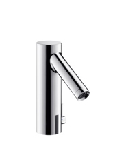 Hansgrohe 10106001 Axor Starck Electronic Faucet with Temp Control - Chrome