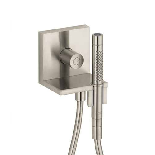 Hansgrohe 10651821 Axor ShowerCollection Handshower Module Trim - Brushed Nickel