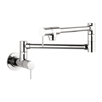 Hansgrohe 10859001 Axor Starck Wall Mounted Pot Filler - Chrome