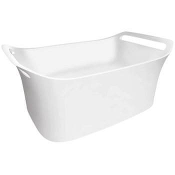 Hansgrohe 11302000 Axor Urquiola Wall-Mounted Vessel Sink - White