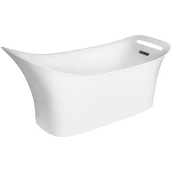 Hansgrohe 11440000 Axor Urquiola Freestanding Tub - White
