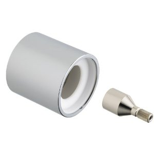 Hansgrohe 13998800 Extension Pressure Balance Valve - Steel Optik (Pictured in Chrome)