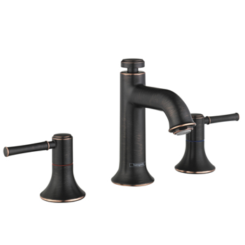Hansgrohe 14113921 Talis C Two Handle Widespread Lavatory Faucet - Rubbed Bronze