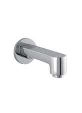 Hansgrohe 14413821 Talis S Tub Spout - Brushed Nickel (Pictured in Chrome)
