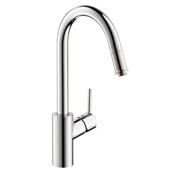Hansgrohe 14872001 Talis S Single Spray HighArc Kitchen Faucet - Chrome