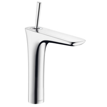 Hansgrohe 15081001 PuraVida 200 Single Hole Lavatory Faucet - Chrome