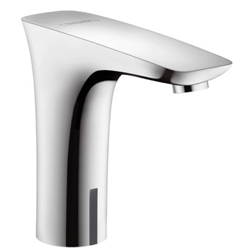 Hansgrohe 15171001 PuraVida Electronic Faucet with Preset Temperature Control - Chrome