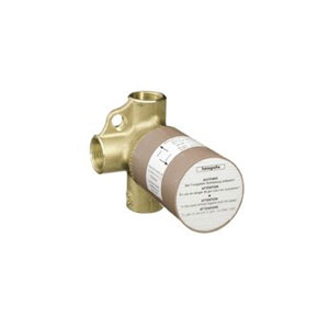 Hansgrohe 15981181 Axor Rough Trio Shut-Off Diverter Valve