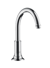 Hansgrohe 16425821 Axor Montreux Tub Spout for Roman Tub Set - Brushed Nickel (Pictured in Chrome)