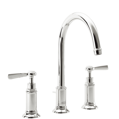 Hansgrohe 16514001 Axor Montreux Two Handle Widespread Lavatory Faucet - Chrome