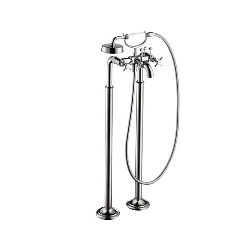 Hansgrohe 16547001 Axor Montreux Free Standing Two Handle Tub Filler - Chrome