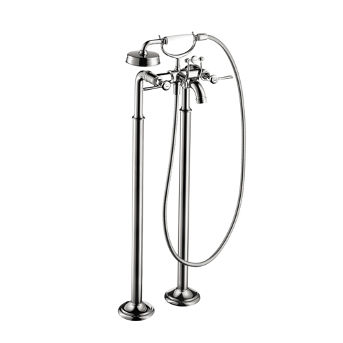 Hansgrohe 16553001 Axor Montreux Freestanding 2 Handle Tub Filler ...
