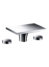 Hansgrohe 18013001 Axor Massaud Widespread Lavatory Faucet - Chrome