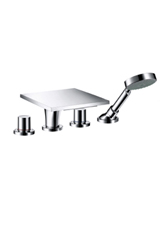Hansgrohe 18440001 Axor Massaud Roman Tub Faucet Trim Only - Chrome