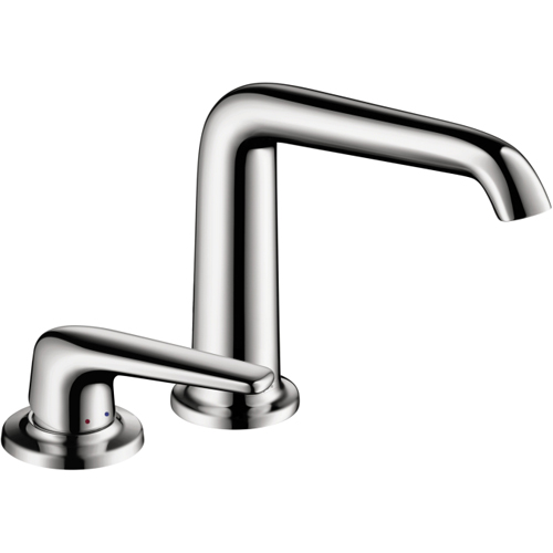 Hansgrohe 19143001 Axor Bouroullec 2 Hole Single Handle Lavatory Faucet - Chrome