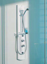 Hansgrohe 26345001 Comfort Shower Panel - Chrome