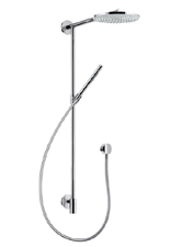 Hansgrohe 27164001 Raindance Connect Showerpipe - Chrome
