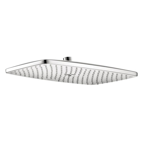 Hansgrohe 27380001 E 240 AIR 1-Jet Showerhead - Chrome