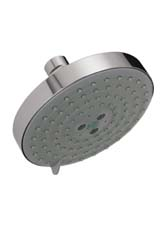 Hansgrohe 27495821 Raindance S 150 AIR 3-Jet Showerhead - Brushed Nickel (Pictured in Chrome)