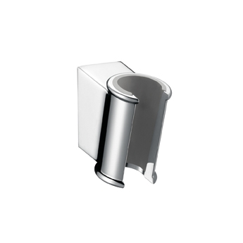 Hansgrohe 28324830 Porter C Holder - Polished Nickel (Pictured in Chrome)