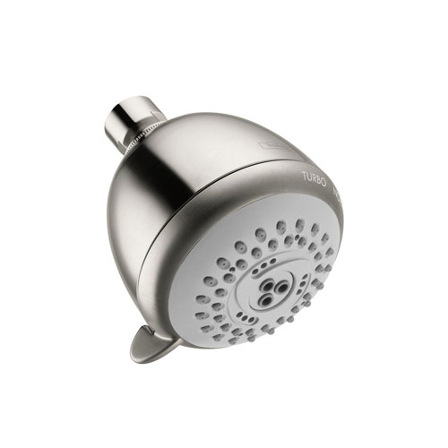 Hansgrohe 28443821 Croma 3-Jet Showerhead - Brushed Nickel