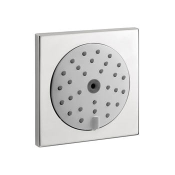 Hansgrohe 28472001 Raindance AIR Bodyspray Square - Chrome
