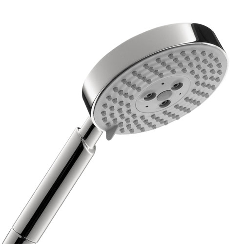 Hansgrohe 28514001 Raindance S120 AIR 3-Jet Handshower - Chrome