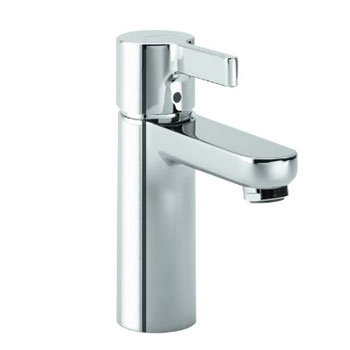 Hansgrohe 31060001 Metris Single-Hole Lavatory Mixer - Chrome (Pictured in Brushed Nickel)