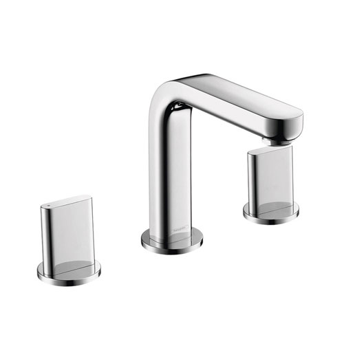 Hansgrohe 31063001 Metris Widespread Lavatory Faucet - Chrome