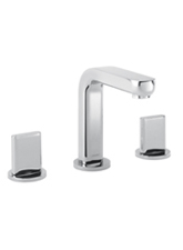 Hansgrohe 31063821 Metris Widespread Lavatory Faucet - Brushed Nickel (Pictured in Chrome)