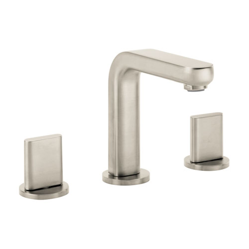Hansgrohe 31063821 Metris Widespread Lavatory Faucet - Brushed Nickel