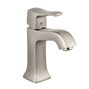 Hansgrohe 31075821 Metris C Single-Hole Faucet - Brushed Nickel