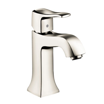 Hansgrohe 31075831 Metris C Single-Hole Faucet - Polished Nickel