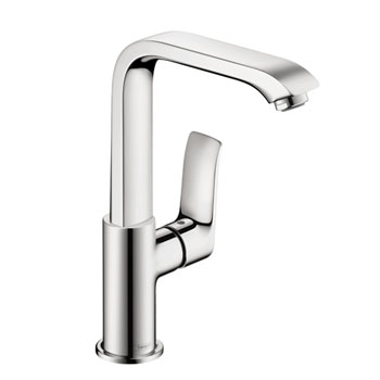 Hansgrohe 31087001 Metris 230 Single Hole Lavatory Faucet - Chrome
