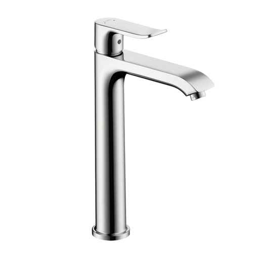 Hansgrohe 31183001 Metris 200 Single Hole Lavatory Faucet - Chrome