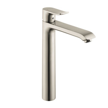 Hansgrohe 31183821 Metris 200 Single Hole Lavatory Faucet - Brushed Nickel