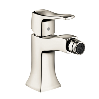 Hansgrohe 31275831 Metris C Single Hole Bidet - Polished Nickel