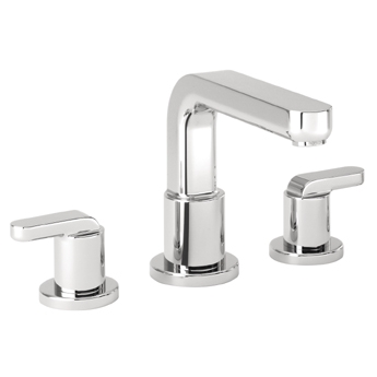 Hansgrohe 31438001 Metris 3-Hole Roman Tub Faucet Trim with Lever Handles - Chrome