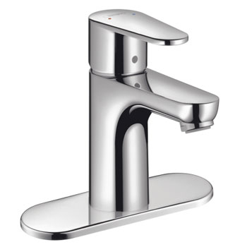 Hansgrohe 31612001 Commercial E Single Hole Lavatory Faucet - Chrome