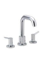 Hansgrohe 31732001 Focus 3-Hole Roman Tub Set (Trim Only) - Chrome