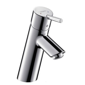 Hansgrohe 32040821 Talis Single-Hole Lavatory Mixer - Brushed Nickel (Pictured in Chrome)